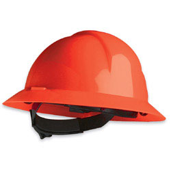North Everest Hard Hat w/ 4-point suspension and pin lock adjustment