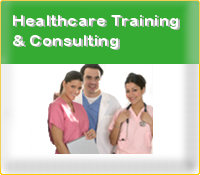 Healthcare training and consulting