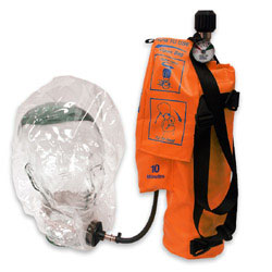 North North Emergency Escape Breathing Apparatus (EEBA), Five Minute